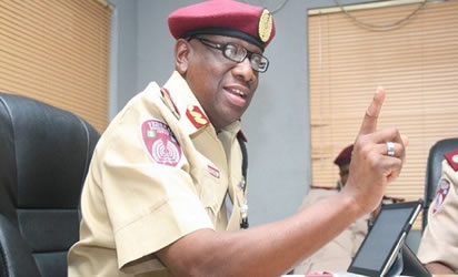 Dualisation of federal roads, a panacea for road accidents ? FRSC