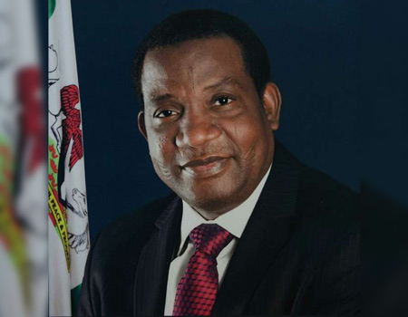 Lalong swears in four Management Committee Chairmen