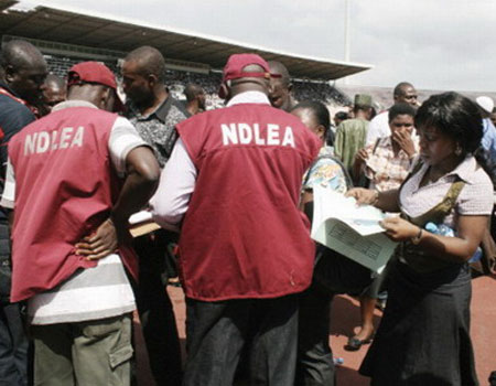 Drug abuse damages brain, leads to death ? NDLEA