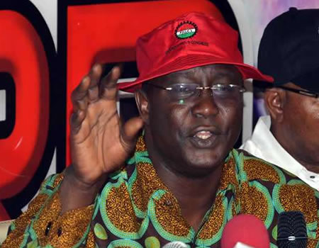 Tell us your position on new minimum wage now, NLC tells FG