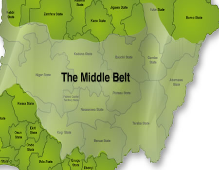'We'll resist attempts to subjugate Middle Belt, South'