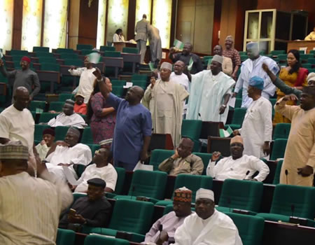 N1trn debt: Reps query Acting NDDC MD, summon Alaibe, Ekere, others