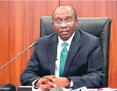 CBN injects $311.5m, CNY15m to forex market