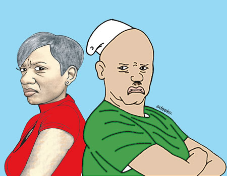 I want to return N40, 000 dowry to my husband 'cos he insulted my parents, refuses to pray,  —Wife