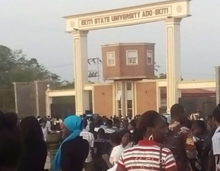 Alleged sex-for-marks scandal in EKSU: Varsity investigates claims, queries lecturer
