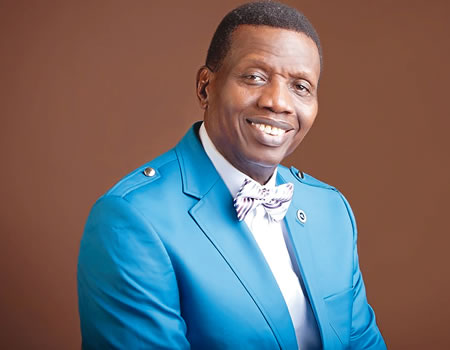 Zambian president lauds Adeboye's passion  for Christianity growth across globe