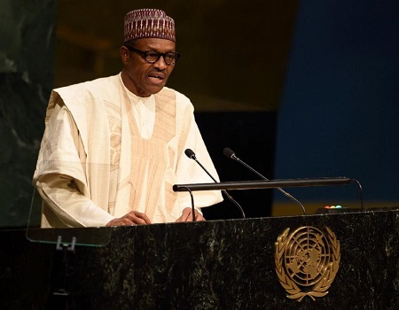 Why we concentrate on security, infrastructure development ? Buhari