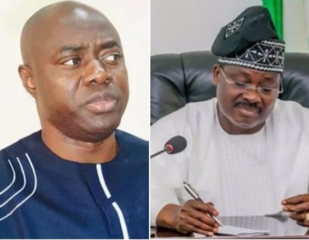 Ajimobi's justification of cars carted away shameful, sad ? Oyo PDP