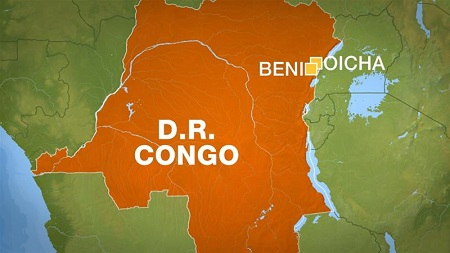 Congo Islamist ADF rebels kill 12 in Ebola area