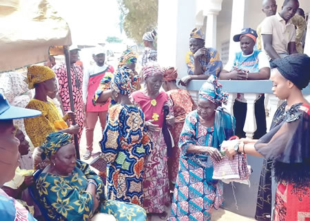Widow's day: Foundation embark on awareness walk in Anambra