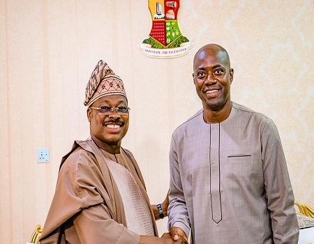 Face governance, not lamenting cars carted away, Ajimobi tells Makinde