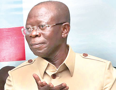 APC crisis deepens as governors shop for Oshiomhole's replacement