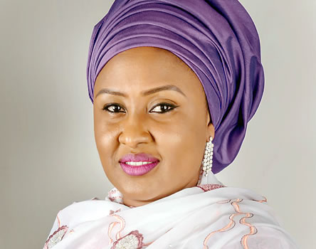 Aisha Buhari leads others to encourage female participation in Maritime
