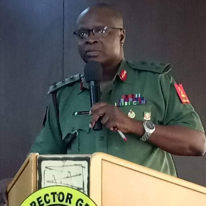 NYSC DG charges staff on compliance with FOI Act