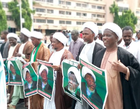 Again, Shi'ites raise alarm over El-Zakzaky, wife deteriorating health