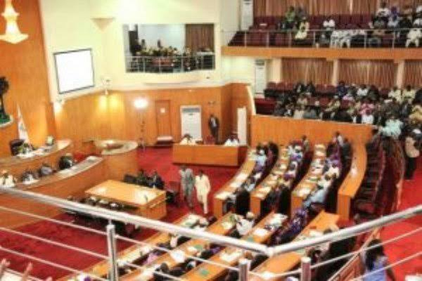 BREAKING: Uproar in Bauchi Assembly as two Speakers emerge