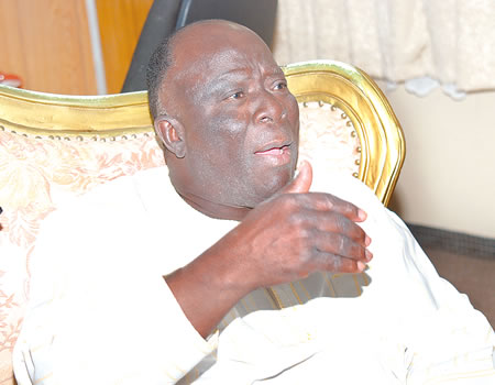 Governors' hands are dirty  –Adebanjo, Afenifere leader