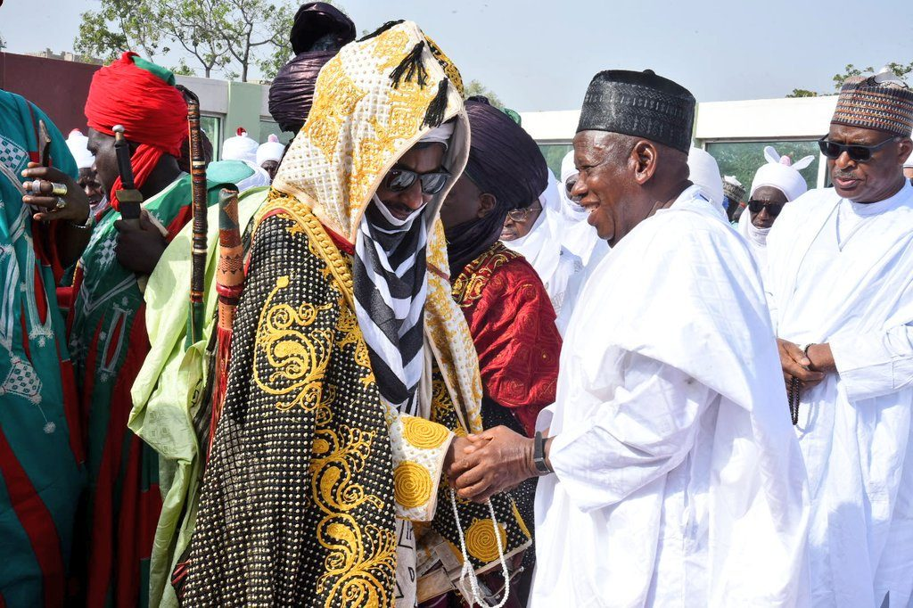 Again, court orders Ganduje, Emir Sanusi to maintain status quo