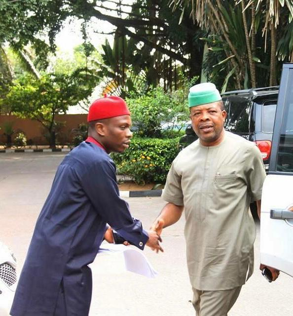 Ihedioha appoints 29-year-old Akwarandu as SA New Media