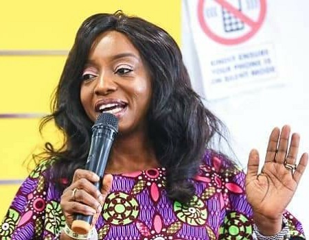 Sanwo-Olu's wife pledges to work with doctors on health initiatives