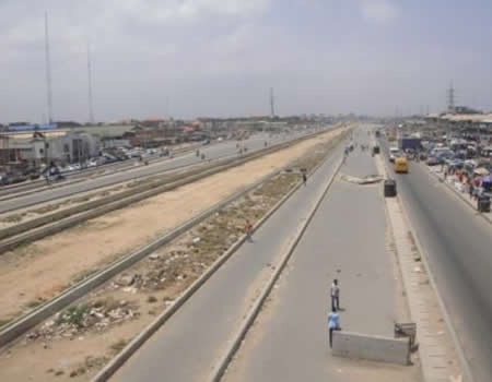 Lagos-Badagry Expressway: Den of modern kidnappers and need for government's intervention