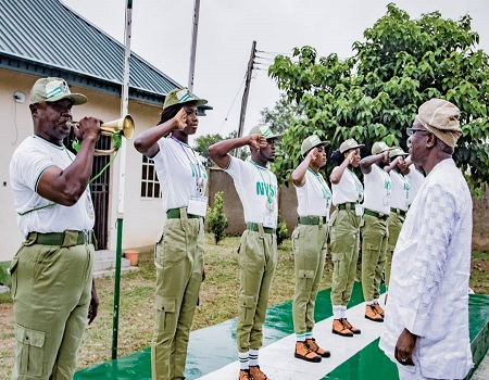 Be patriotic, selfless in your activities, Seyi Makinde urges corps members