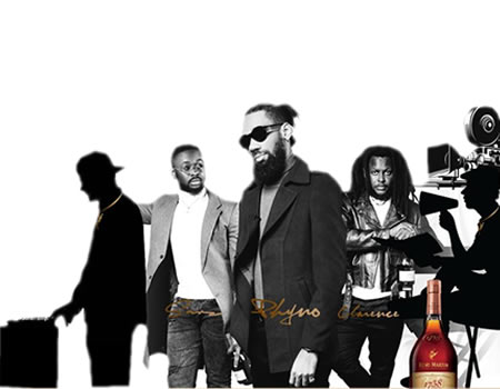 Rémy Martin launches Producers Series Season 1 in collaboration with Sars, Clarence Peter, Phyno