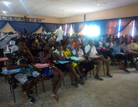Nigeria in Diaspora group enlightens youths on irregular migration