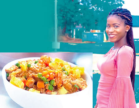 My cooking puts my client's health into consideration — Owner, Iphair's cuisine