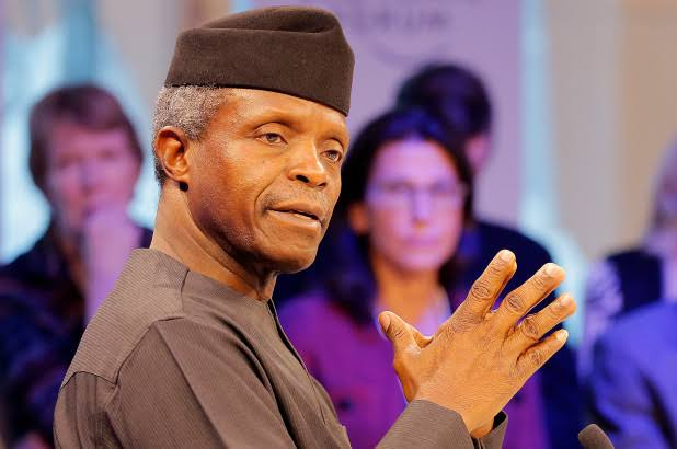 JUST IN: Osinbajo arrives New York on 4-day visit