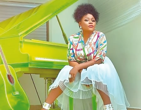 Omawumi is in her feelings with new album