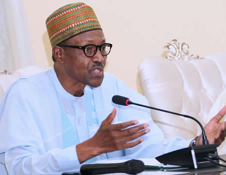 I'm committed to a safe Nigeria ? Buhari