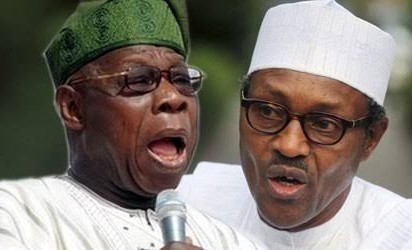 Obasanjo writes Buhari, says insecurity now threatens Nigeria's existence