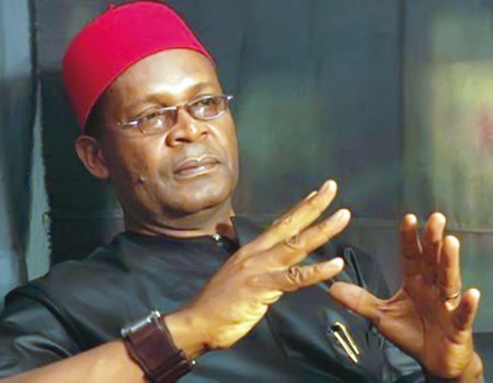 How I became close with Bola Tinubu through Bola Ige —Joe Igbokwe