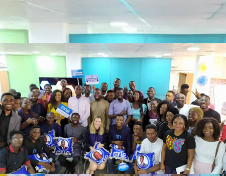 One Young World trains 150 young leaders in Lagos