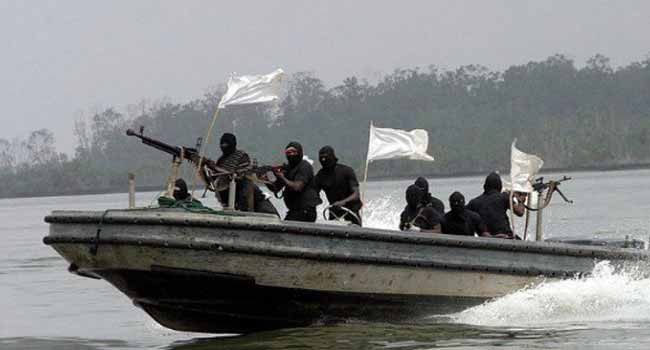 Ten Turkish sailors seized by pirates off Nigerian coast - shipping company