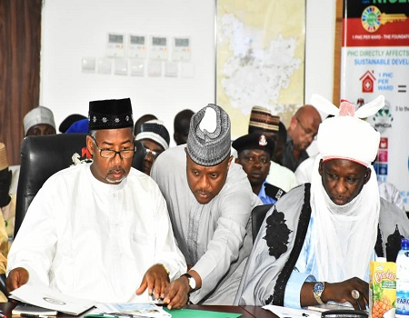 Bauchi gov reiterates commitment to improving healthcare delivery services