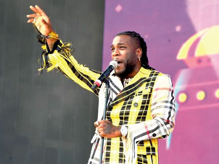 Burna Boy's 'Anybody' featured in American TV series