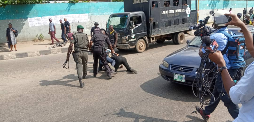 Seven suspected kidnappers arrested after victims escaped in Ondo