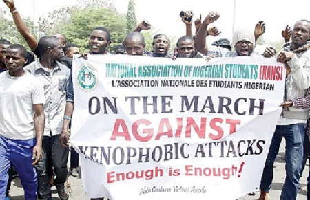 #XenophobicAttacks: Over 400 Nigerians ready for evacuation from South Africa — Consul General