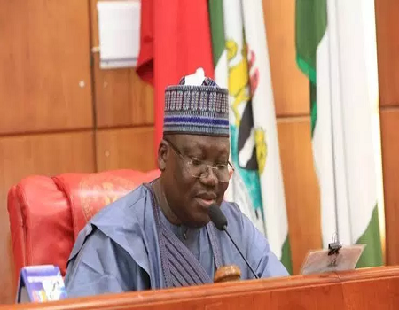 Work to improve security, unemployment, Lawan charges Senate