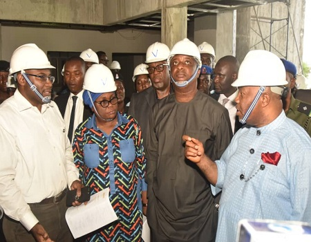 Akpabio announces plans for industrial clusters in Niger Delta region