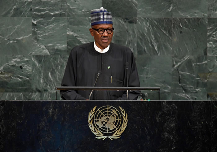 No hiding place for corrupt people ― Buhari