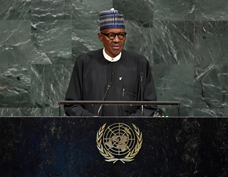Why Nigeria faces severe climate problem ? Buhari