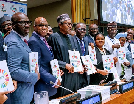 At UNGA, governors seek foreign assistance to execute SDGs