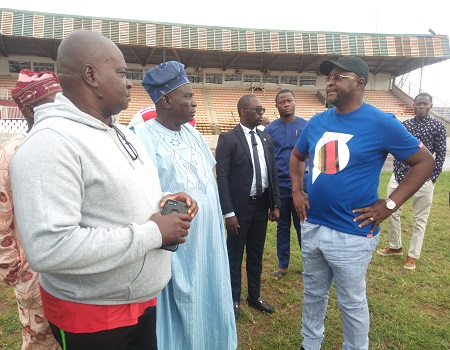 We'll bring Obafemi Awolowo Stadium back to life ? Dare, Sports Minister