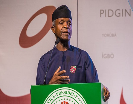 We'll make Nigeria largest GDP in Sub-Sahara Africa ? Osinbajo