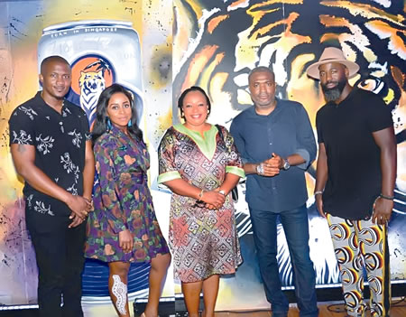 Tiger Beer re-launches with 'Uncage Party'