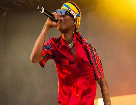 Wizkid to headline BBC Radio 1Xtra Live