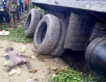 Tragic weekend in Ondo Truck kills eight-year-old boy hawking pap